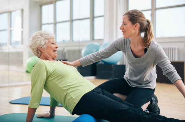 Physical Therapy for Women: Treating Common Women's Health Disorders