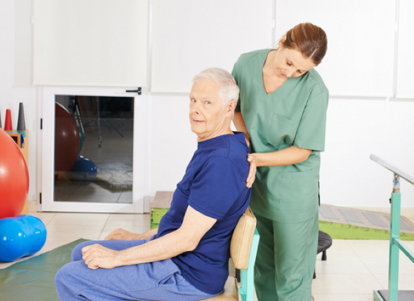 Physical Therapy for Stroke Patients: Part of a Complete Care Program