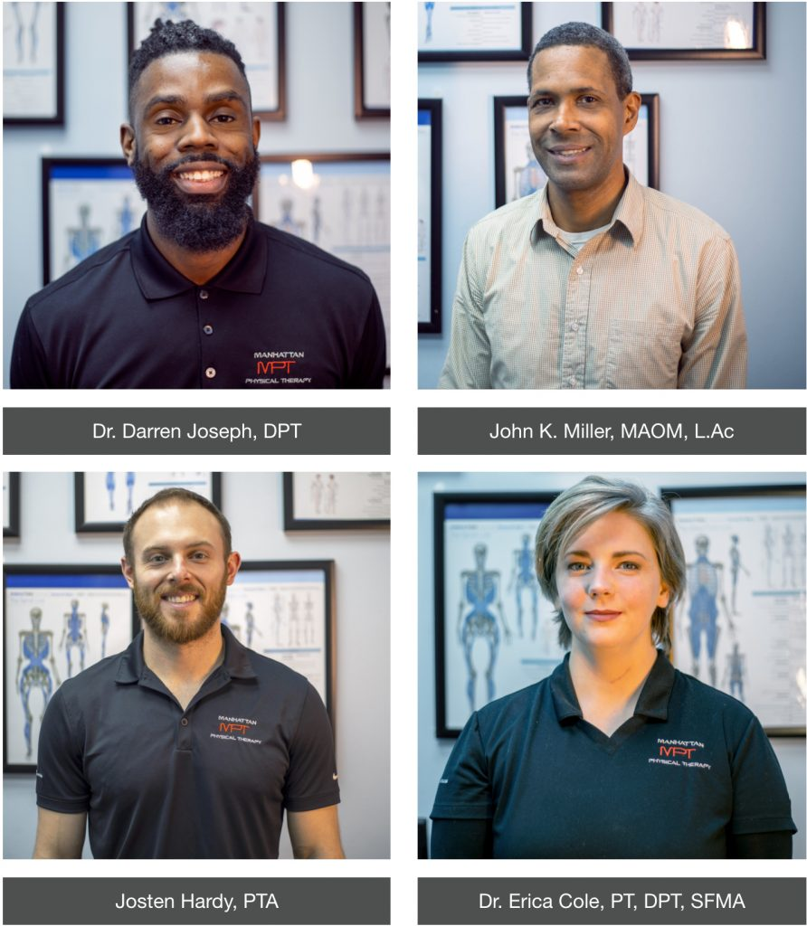 Team at Manhattan PT & Pain